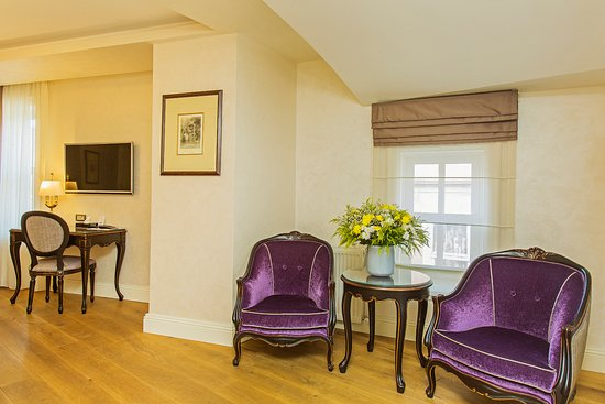Meroddi Pera Hotel: Deluxe King Suite