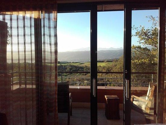 Conrad Pezula: lagoon view room