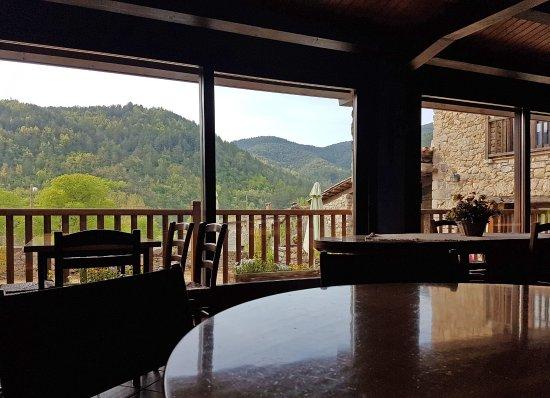 Oix, Hiszpania: Vista desde una de la sala de juegos