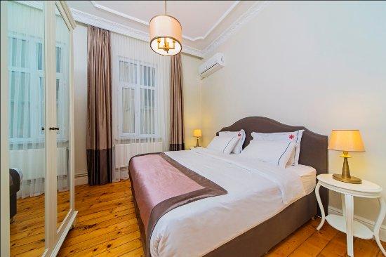 Meroddi Pera Hotel: Deluxe 2+1 Daire