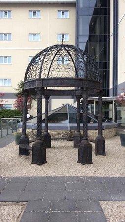 Carlow, Ireland: Entrance