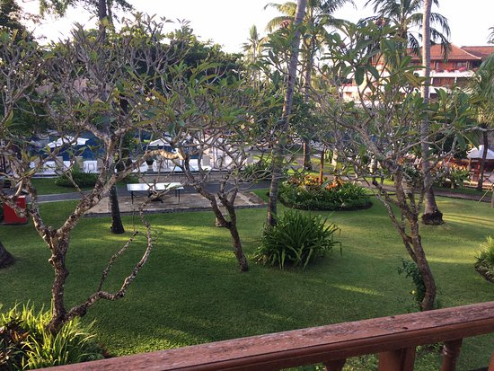 Nusa Dua Beach Hotel & Spa Resmi