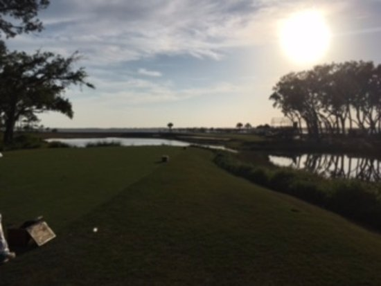 Harbour Town Golf Links at Sea Pines: #17 Tee