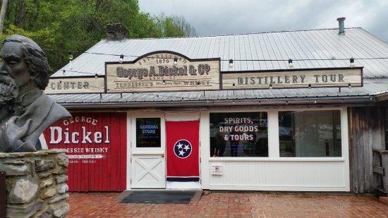 Tullahoma, TN : Dickel