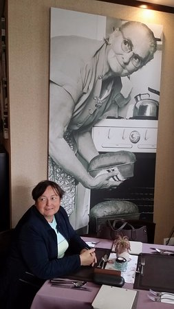 Bori Mami kávézó és étterem: Bori mami...