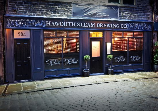 HAWORTH STEAM BREWERY