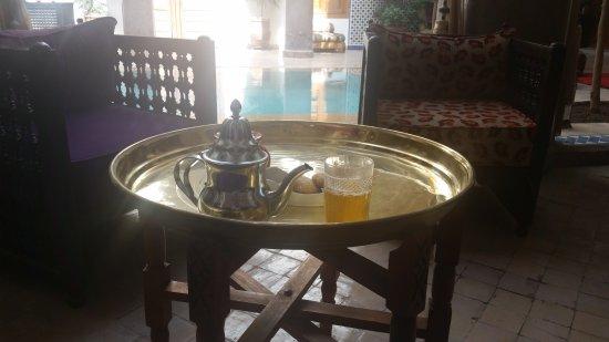 Palais Riad Calipau Marrakech: 20170422_153835_large.jpg