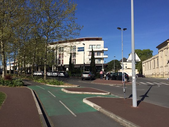 Secteur t n o photo de t n o apparthotel talence for Apparthotel 92