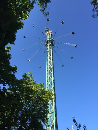 Tivoli: Do the rides first, before an amazing dinner, you know, just in case the ride is too much....