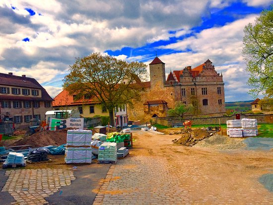 Cadolzburg, Germany: Hauptburg