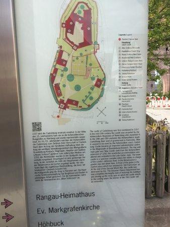 Cadolzburg, Germany: Plan
