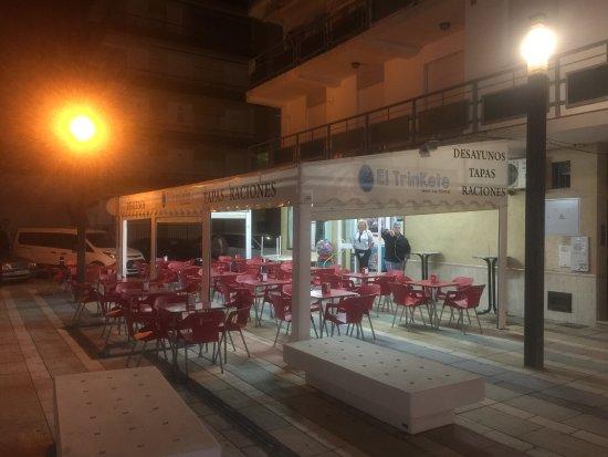La Antilla, Spain: Terraza