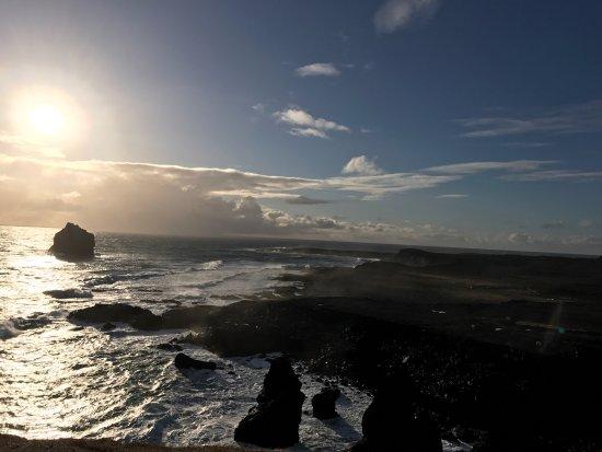 Grindavik, Islandia: Hopsnes Lighthouse