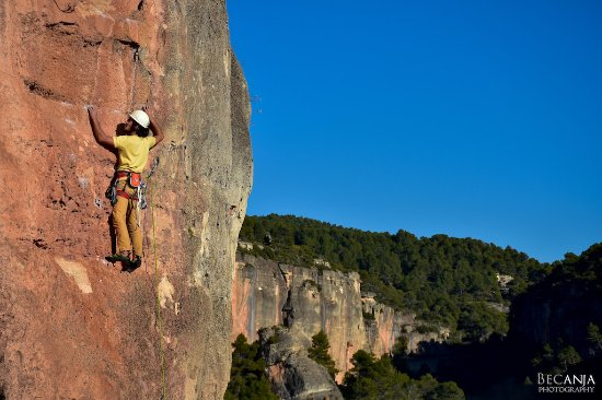 Cornudella de Montsant, Spanyol: Climbing in Siurana. Coaching, Courses and Workshops