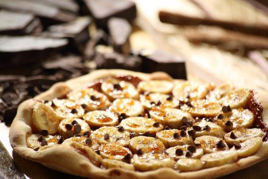 Nutella Pizza Delivery