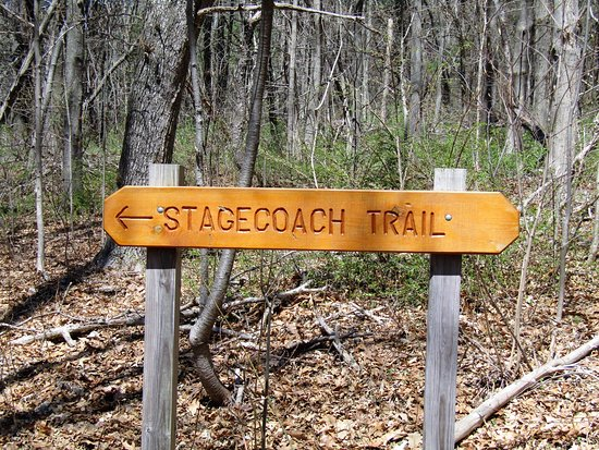 Amesbury, Массачусетс: Stage Coach Trail