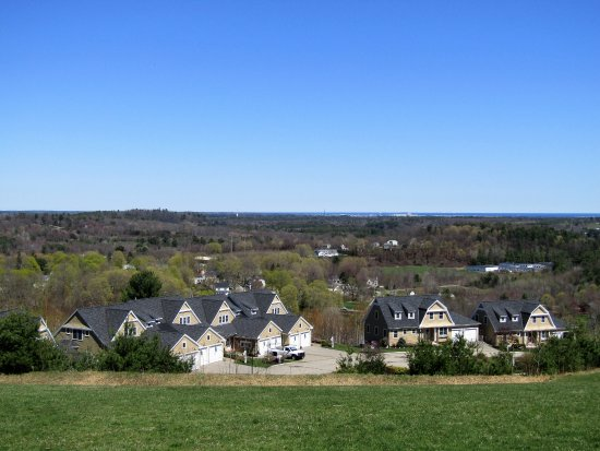 Amesbury, MA: view from top