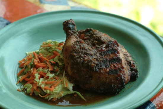 Saugerties, NY: New World is known region wide for the BEST Jerk Chicken