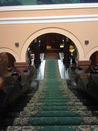 Matenadaran - The Museum of Ancient Manuscripts: Main stairs