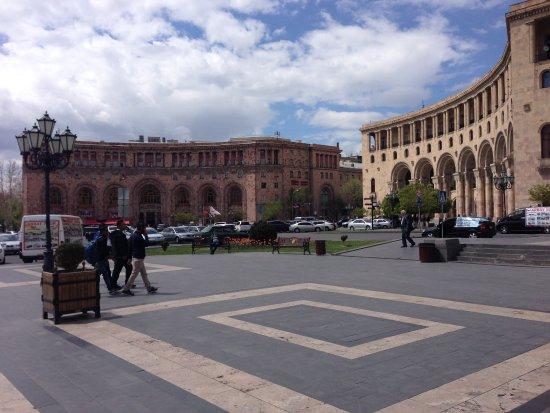 Matenadaran - The Museum of Ancient Manuscripts: Nearby central Yerevan
