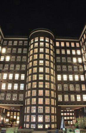 Chile House: Innenhof