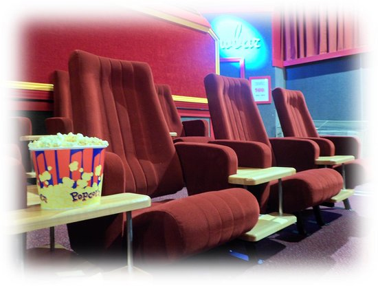At Leiston Film Theatre we have Premier and Cuddle seats also available