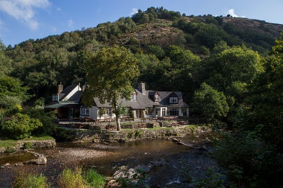 Drewsteignton, UK: Fingle Bridge Inn