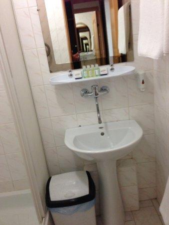 Boryspil, Ukraina: Bathroom