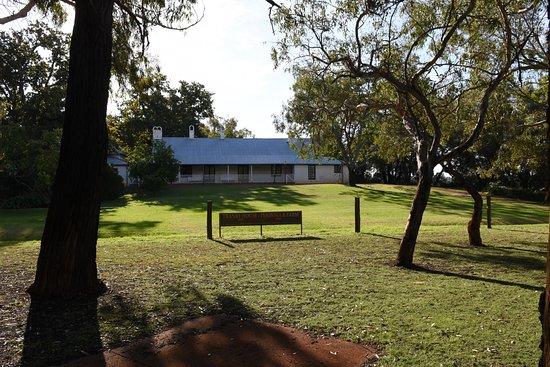 Bayswater, ออสเตรเลีย: Peninsula Farm.