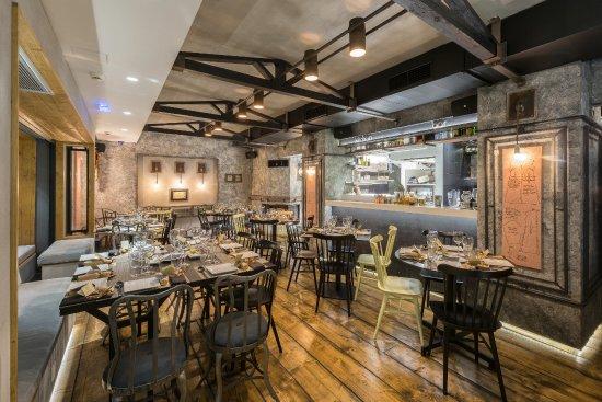 Elakati Kitchen Bar Rhodes Town Menu