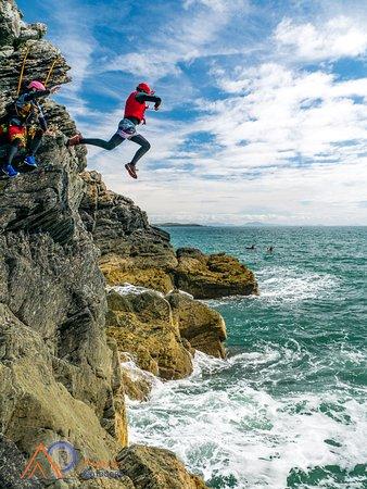 Anglesey Outdoors: Adventure Activities - Coasteering