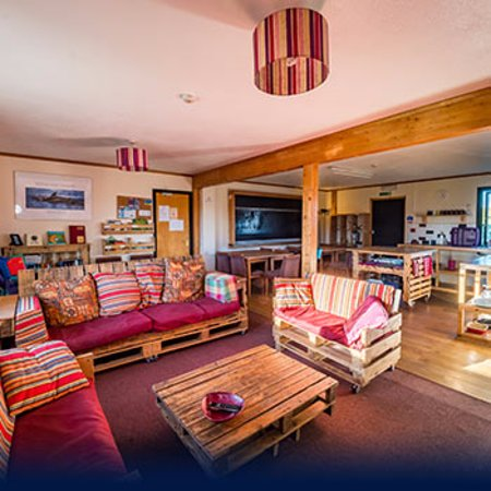 Anglesey Outdoors: Self Catering Kitchen/Lounge