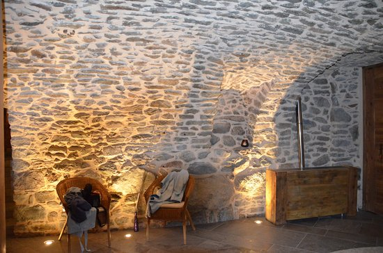 Valpelline, Italien: ingresso spa