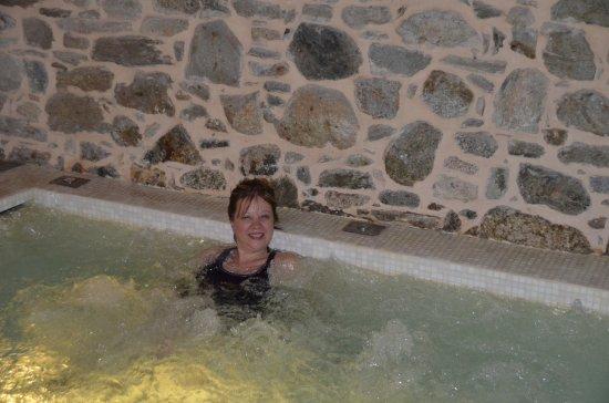 Valpelline, Italien: vasca idromassaggio