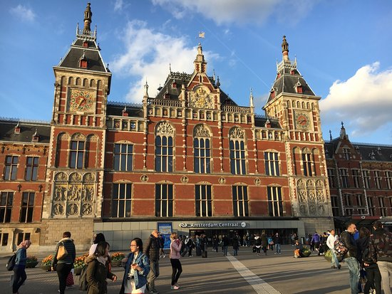Picture Of Centraal Station Amsterdam