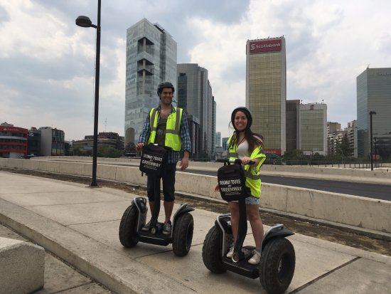Segway Tours by Greenway: City sights