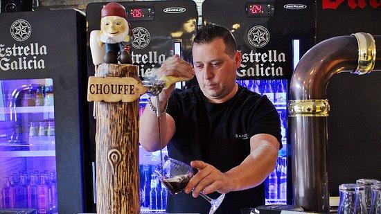 Lliria, Spain: Cervezas internacionales