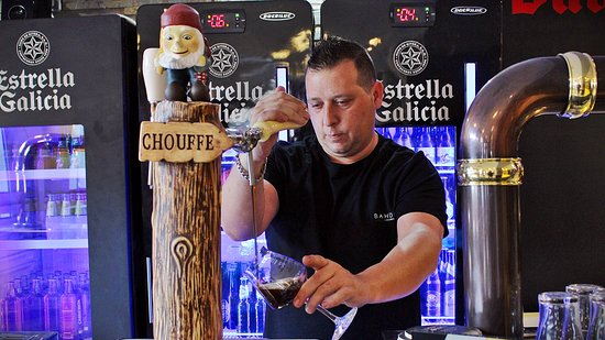 Lliria, إسبانيا: Cervezas internacionales