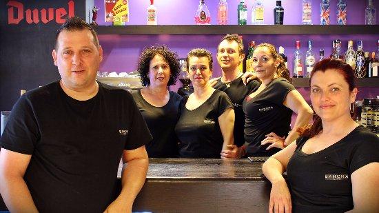 Lliria, إسبانيا: Team Bahona