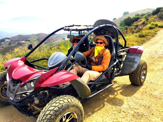 Провинция Малага, Испания: Buggy Tours around Malaga and Axarquia