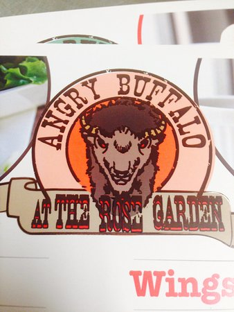Williamsville, Nova York: AB Menu Cover Logo