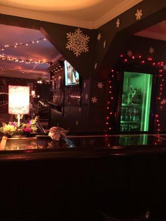Williamsville, Nova York: Wintertime Bar Area