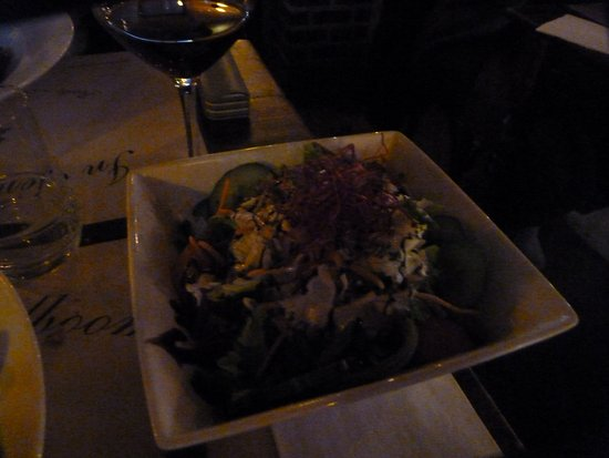 Anderlecht, Belgium: salade
