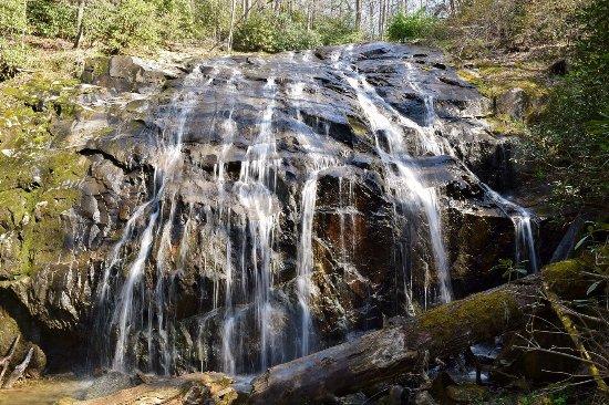 Blowing Rock, Carolina del Norte: Glen Burney Falls