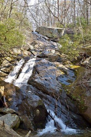 Blowing Rock, Kuzey Carolina: Glen Marie Falls