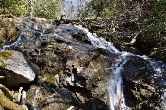 Glen Burney Trail : The Cascades