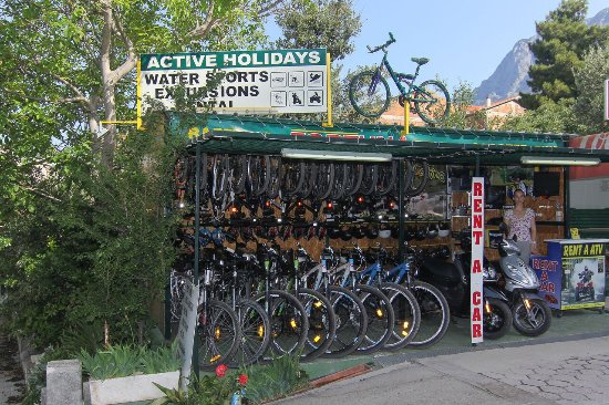 ‪Rent a Bike Fortuna Makarska‬