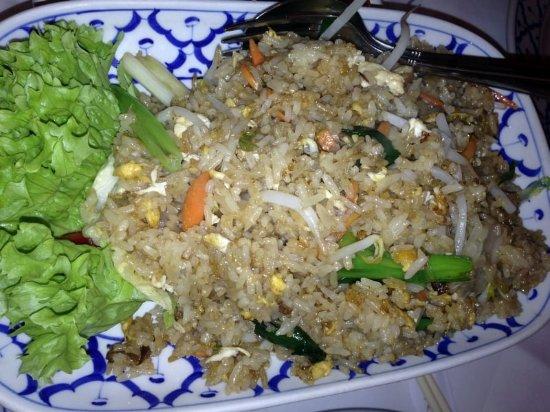 Pfaffenhofen an der Ilm, Niemcy: gebratener Reis