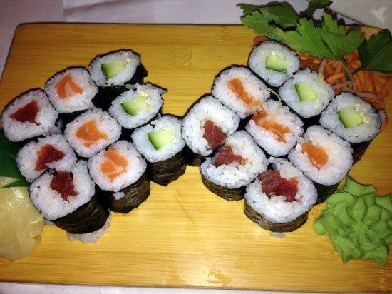 Pfaffenhofen an der Ilm, Niemcy: Sushi