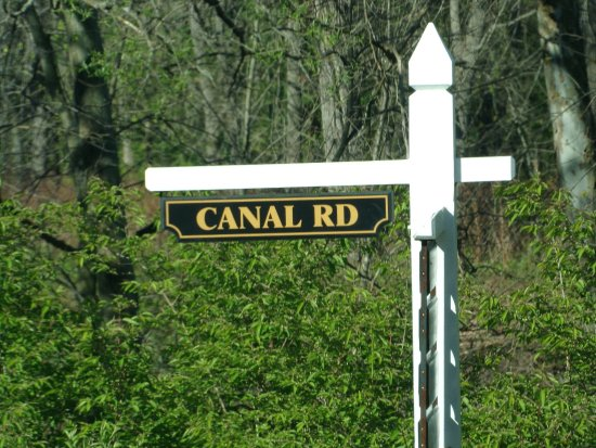 Brecksville, OH: Near the Canal Exploration Centrer, Valley View, OH